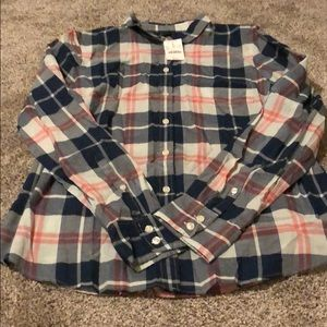 J Crew Women's blouse